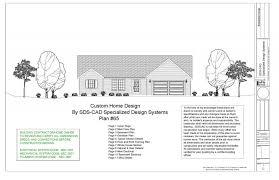 Custom House Plan Plan 65 Custom Home Design Cabin Plans