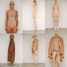 neutral colors clothing is this the loft that inspired kanye s bizarre fashion line nude