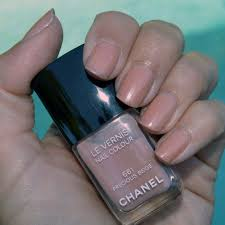 chanel precious beige nail polish for summer 2015 review bay