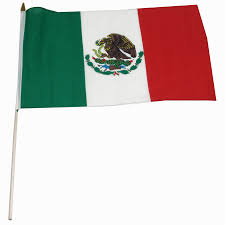 How To Display American Flag On Wall Mexico Mexican Flag Flag Of Mexico