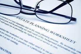 Life Planning Worksheet Life Insurance For Estate Planning 5 Fantastic Benefits