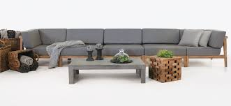 Teak Sectional Patio Furniture outdoor teak deep seating furniture sets and sectionals