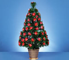fiber optic christmas decorations fibre optic christmas trees for a sparkling and shimmering