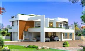 modern contemporary floor plans bedroom comely best contemporary houses kerala house designs and