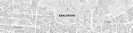Karlsruhe Germany Map by Download Map Karlsruhe