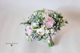 succulent bouquet alternative wedding bouquet keepsake succulent bouquet bohobouquet