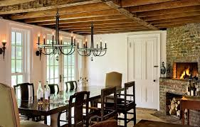 Chandelier Restoration Chandeliers Restoration Hardware Dining Room Farmhouse With Wood