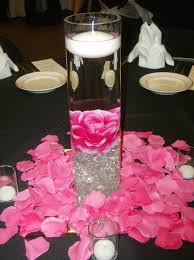 Wedding Reception Table Centerpiece Ideas by 25 Best Pink Wedding Receptions Ideas On Pinterest Pink Wedding