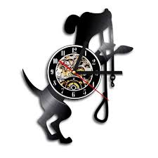 Wall Clocks by Compare Prices On Dog Wall Clocks Online Shopping Buy Low Price