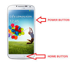 how to take a screenshot on the samsung galaxy s4 free no app