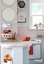 fall kitchen decorating ideas favorite fall decor ideas