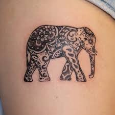 22 best christian elephant tattoos images on christian