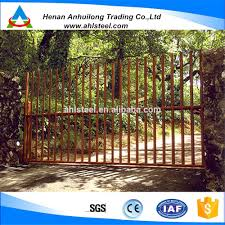 chinese supplier corten steel fencing trellis u0026 gates for home