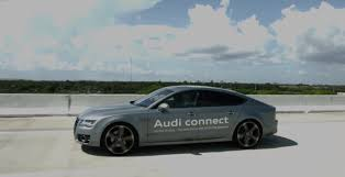 audi a7 self driving audi puts self driving a7 on road in highway testing slashgear