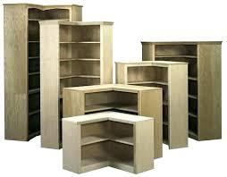 Corner Bookcase Oak Rooms To Go Bookcases Corner Bookcase Oak Sale Medium Size Of