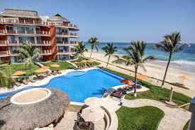 vivo resorts in puerto escondido mexico is a gated resort