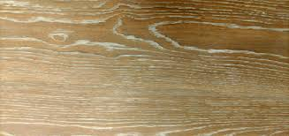 cerused limed oak