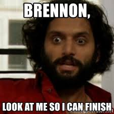 The League Memes - brennon look at me so i can finish rafi from the league meme