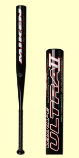 best pitch softball bats miken ultra ii ssusa bpf 1 21 pitch softball bat msu2