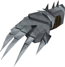 metal claws image steel claw detail png runescape wiki fandom powered by