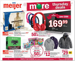 meijer black friday buy a console bundle get 50 your next