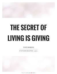 giving in quotes giving in sayings giving in picture quotes
