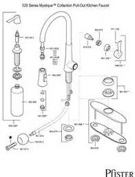 pull out kitchen faucet parts voor price pfister pull out kitchen faucet parts pfirst series
