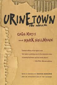 Flags Of Our Fathers Script Urinetown The Musical Mark Hollmann Greg Kotis 9780571211821