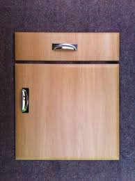 Kitchen Cabinet Doors B Q Chamfered Light Oak Kitchen Cupboard Doors Fit Howdens B Q Wickes