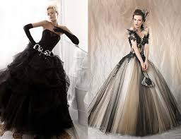 cool wedding dresses magic black wedding dresses and black wedding invitations