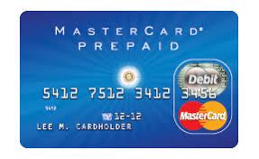prepaid mastercard prepaid cards mastercard
