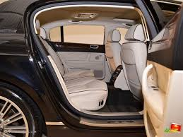 Linen Beluga Interior 2010 Bentley Continental Flying Spur Speed