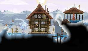 All Items Map Terraria Starbound Review Chucklefish Terraria Reviews The Escapist