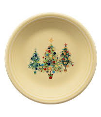 tree trio of trees salad plate dillards