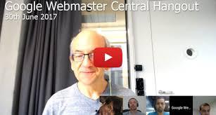 webmaster google webmaster central hangout archives deepcrawl google webmaster hangout notes june 30th 2017