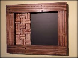 Pin Boards New Memo Boards Made To Order Blackboards With Wine Cork Pin