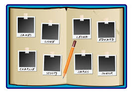 free yearbook pictures yearbook kids note simple free vector stock