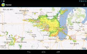 Wisconsin Radar Map by Raindar Android Apps On Google Play
