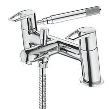 Bathroom Shower Mixer Bristan Smile Surface Mounted Bath Shower Mixer Bathroom Tap