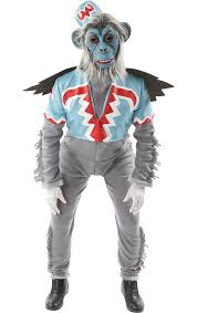 the wizard of oz wizard costume flying primate costume jokers masquerade