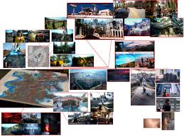 Map Size Comparison Final Fantasy Xv Map Size Revealed It U0027s About Ten Times As Big As
