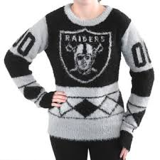 raiders christmas sweater with lights oakland raiders ugly sweaters light up sweaters holiday christmas