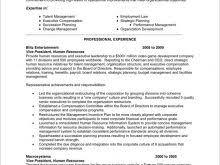sample cio resumes chief information officer cio resume example