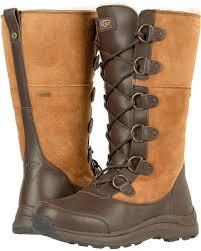 womens boots like uggs deal alert ugg atlason chestnut s boots