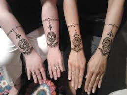 henna tattoo artist services for weddings bridal party bachelorette