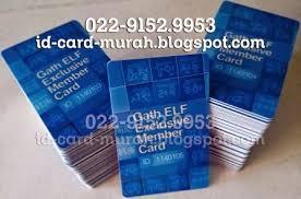 membuat id card suju kartu member membership card 081320607341 cetak id card murah