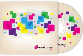 design cd cover cd cover design vector free