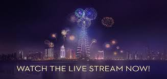 new year s celebrations live downtown dubai new year 2017 celebrations live