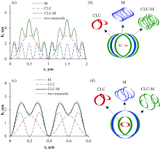 quasi periodic pattern definition multiple wavelength surface patterns in models of biological chiral
