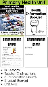 printable drugs quiz grade 3 health substance use addictions and related behaviours